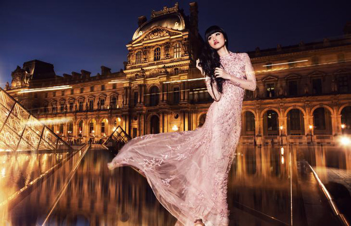 Siêu mẫu quốc tế Jessica Minh Anh phấn khích tham gia phim hành động 578: Phát đạn của kẻ điên - Ảnh 1.
