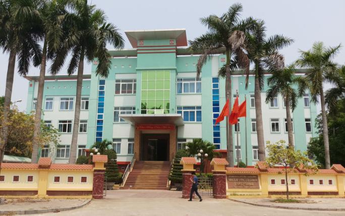 Quảng Bình: Thanh tra một phó giám đốc Ban Quản lý dự án vì bị tố sai phạm - Ảnh 2.