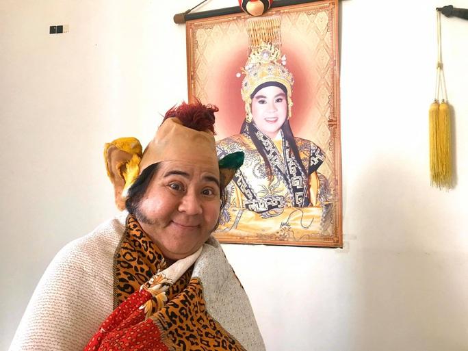 Nghệ sĩ Bạch Long dồn sức cho Đồng ấu sau đại dịch - Ảnh 1.