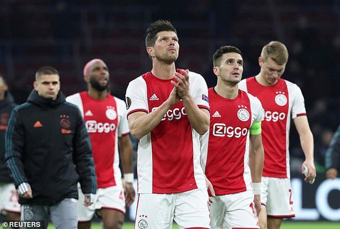 Sốc: Hà Lan hủy giải VĐQG, Ajax vuột ngôi vô địch - Ảnh 2.