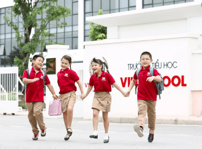 Vinschool hoàn lại 70-100% học phí trong thời gian nghỉ học vì Covid- 19 - Ảnh 1.