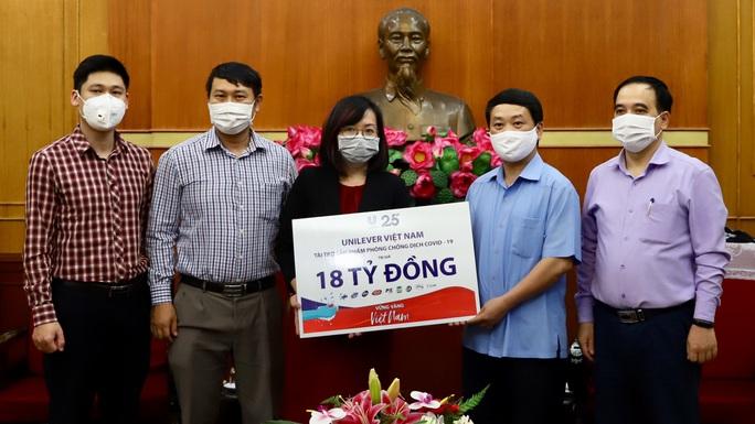 """Bộ Y tế khởi động chương trình """"Vững vàng Việt Nam"""" phòng, chống dịch Covid-19 - Ảnh 1."""