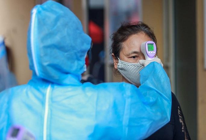 """Bộ Y tế khởi động chương trình """"Vững vàng Việt Nam"""" phòng, chống dịch Covid-19 - Ảnh 2."""