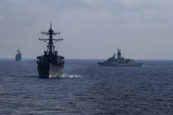 Úc lên án hành động của Trung Quốc ở biển Đông - Ảnh 1.