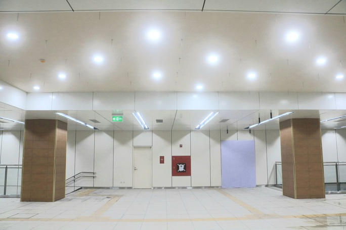 Tuyến metro Bến Thành - Suối Tiên: Diện mạo mới ga Nhà hát TP - Ảnh 5.