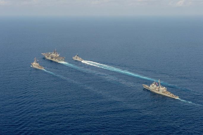 Vạch trần toan tính của Trung Quốc tại biển Đông - Ảnh 1.