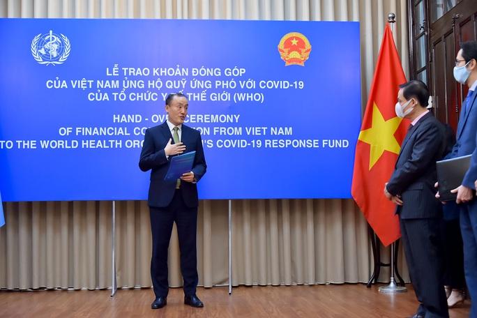 Việt Nam ủng hộ 50.000 USD cho quỹ ứng phó với Covid-19 của WHO - Ảnh 4.