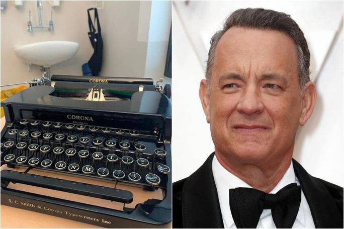 Tom Hanks hồi âm và tặng quà cho cậu bé bị bắt nạt vì tên Corona - Ảnh 1.