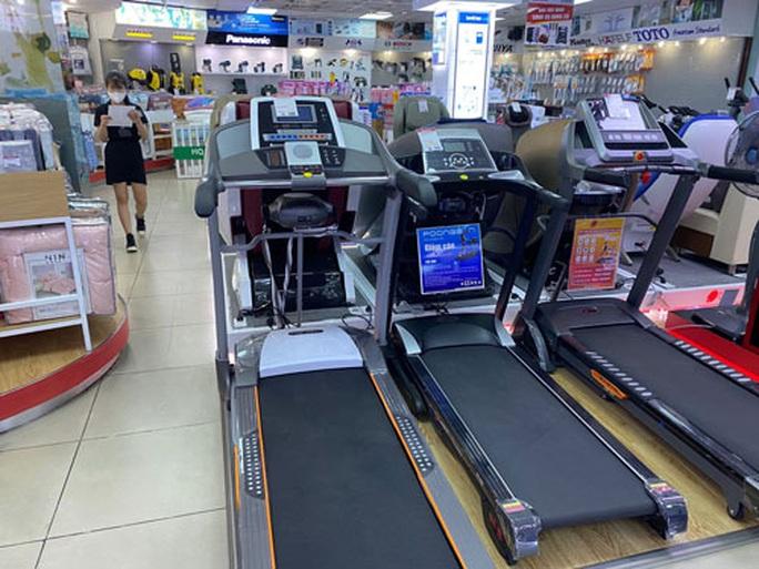Thiết bị tập thể dục tại nhà đắt hàng - Ảnh 1.