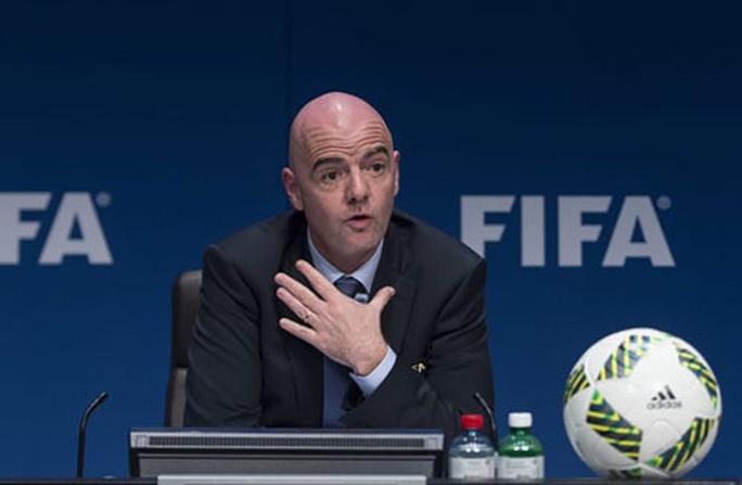 Ngỡ ngàng với FIFA - Ảnh 1.