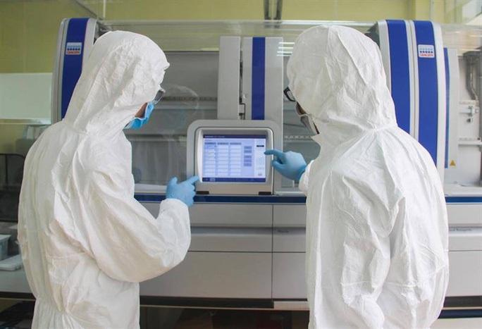 Bộ Y tế yêu cầu báo cáo việc mua sắm máy xét nghiệm Real-time PCR tự động - Ảnh 1.