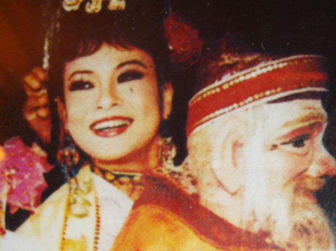 Bà chúa Tuồng NSND Đàm Liên qua đời, thọ 77 tuổi - Ảnh 2.