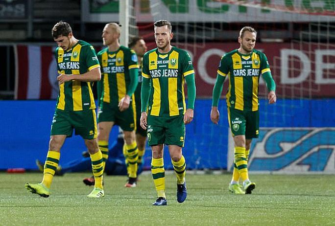 Sốc: Hà Lan hủy giải VĐQG, Ajax vuột ngôi vô địch - Ảnh 4.