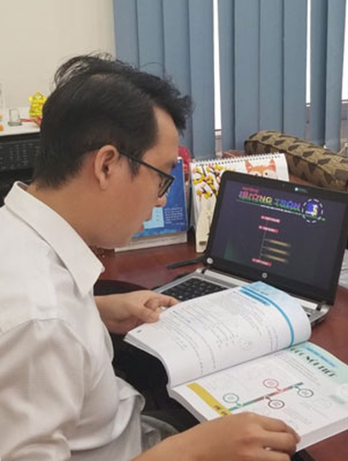 Hướng dẫn cách tính tiết học của giáo viên dạy trực tuyến - Ảnh 1.