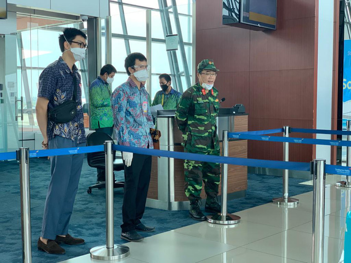 105 người Việt Nam về nước tại sân bay Cần Thơ - Ảnh 2.