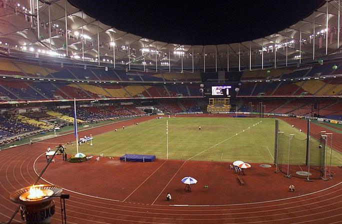 Những siêu sân vận động độc đáo nhất hành tinh - Ảnh 11.