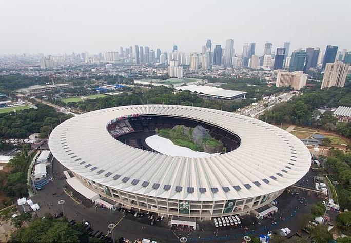 Những siêu sân vận động độc đáo nhất hành tinh - Ảnh 10.