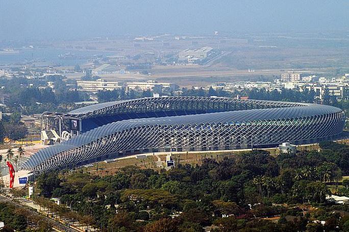 Những siêu sân vận động độc đáo nhất hành tinh - Ảnh 3.