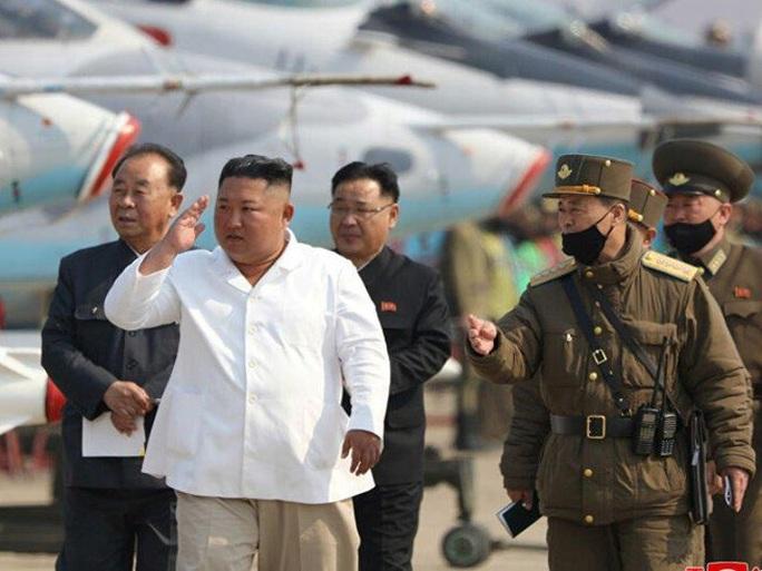 Truyền thông Triều Tiên đưa thông tin mới về ông Kim Jong-un - Ảnh 1.
