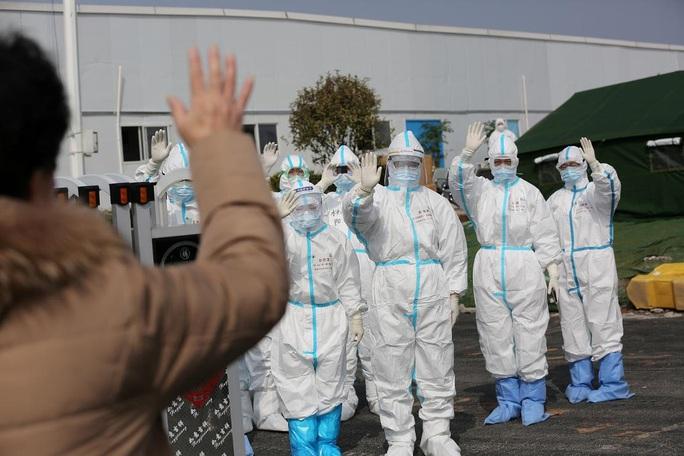 Trung Quốc tuyên bố Vũ Hán không còn bệnh nhân Covid-19 nào - Ảnh 1.
