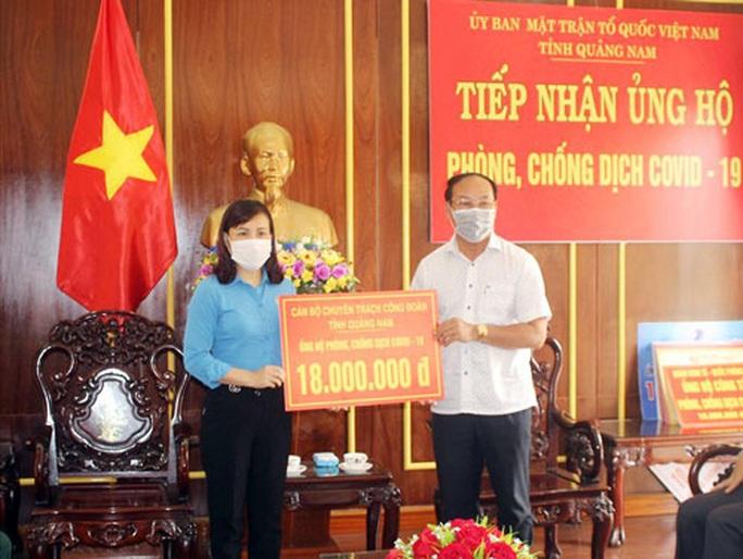Quảng Nam: Góp sức vào công tác phòng chống dịch Covid-19 - Ảnh 1.