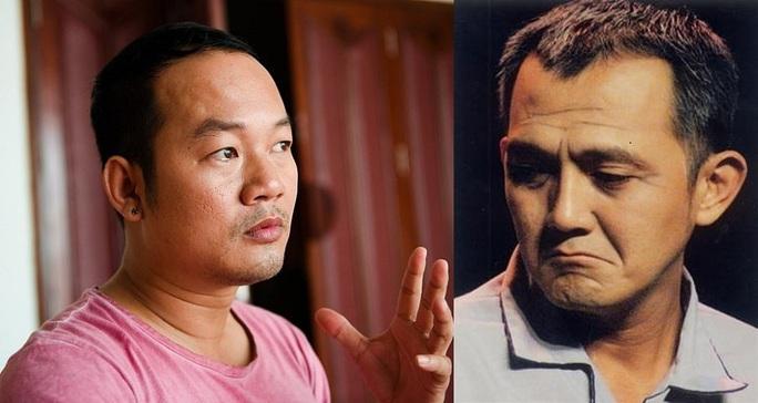 Nghệ sĩ Chí Tài, Long đẹp trai cúng giỗ 10 năm cố nghệ sĩ Hữu Lộc - Ảnh 1.