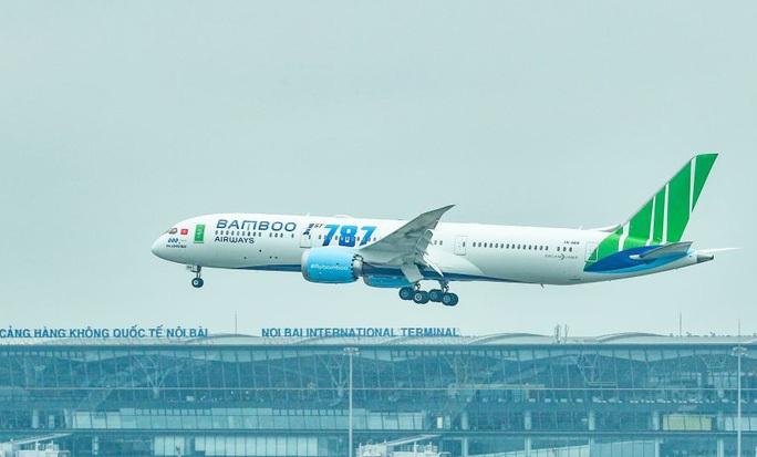 Xem xét kiến nghị của Bamboo Airways về giới hạn số lượng máy bay - Ảnh 1.