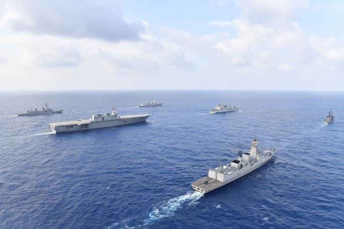 Ấn Độ tăng chi phí quốc phòng - Ảnh 1.
