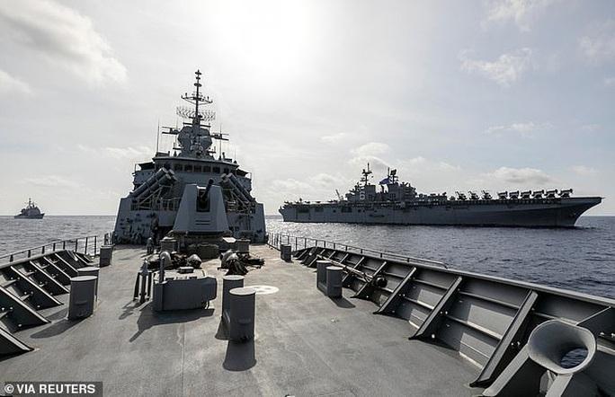 EU quan ngại Trung Quốc đơn phương áp đặt địa giới hành chính mới trên biển Đông - Ảnh 3.