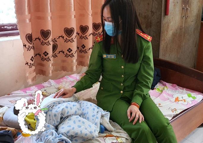Cô gái trẻ bế cả con 5 tháng tuổi vào khách sạn để thỏa đam mê - Ảnh 6.