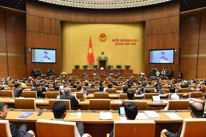 Kỳ họp thứ 9 Quốc hội khóa XIV dành phần lớn thời gian họp trực tuyến - Ảnh 2.