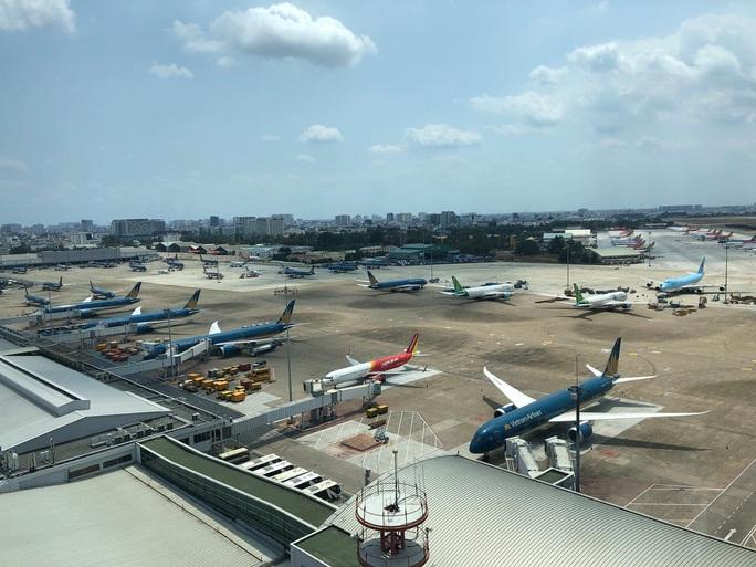 Cục Hàng không gửi công văn khẩn, xin tăng tần suất bay nội địa dịp lễ 30-4 - Ảnh 1.