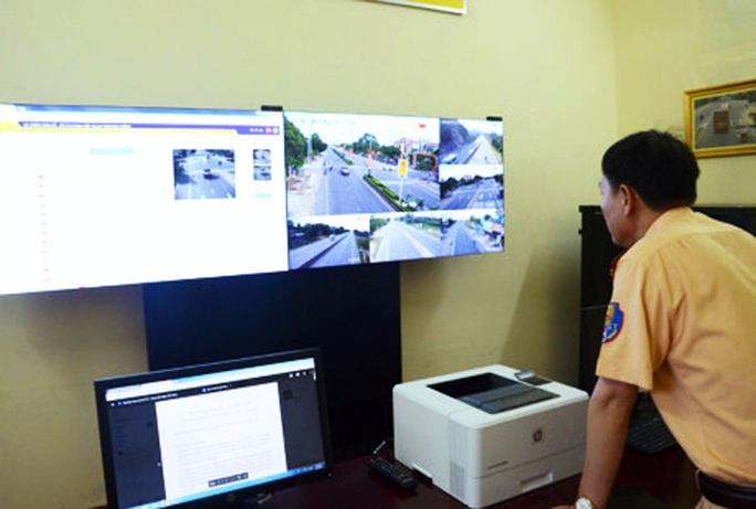 CSGT toàn quốc tiếp nhận clip, hình ảnh vi phạm trật tự an toàn giao thông để xử lý - Ảnh 1.