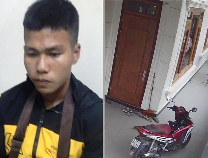 Trộm liên tục 3 xe máy ở Quảng Bình mang ra Hà Tĩnh bán lấy tiền tiêu xài - Ảnh 1.