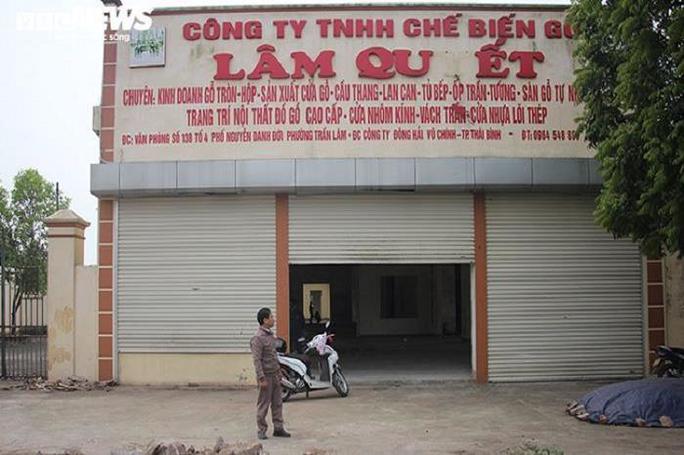 Vợ chồng giám đốc công ty bị Đường Nhuệ dọa giết vừa được cho tại ngoại - Ảnh 1.