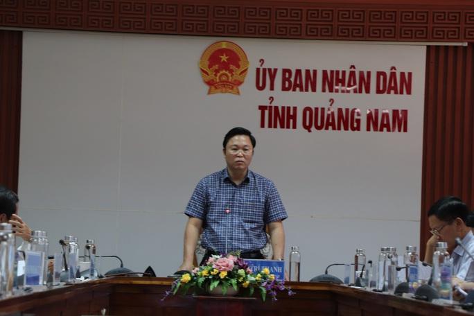 Máy xét nghiệm 7,23 tỉ đồng ở Quảng Nam: Thanh tra, kết luận trước 20-5 - Ảnh 1.