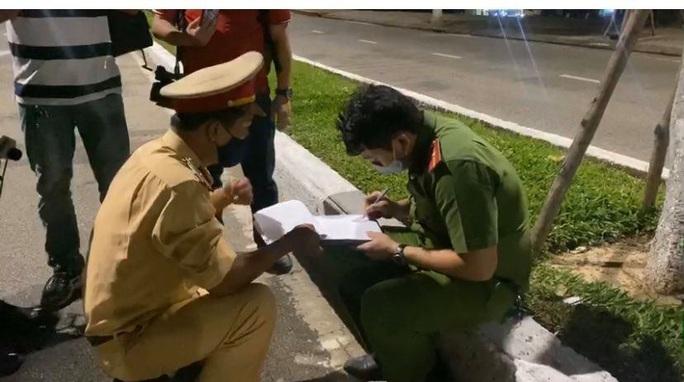 Vụ 2 chiến sĩ cảnh sát Đà Nẵng hy sinh: Tạm giữ 8 đối tượng có liên quan - Ảnh 2.