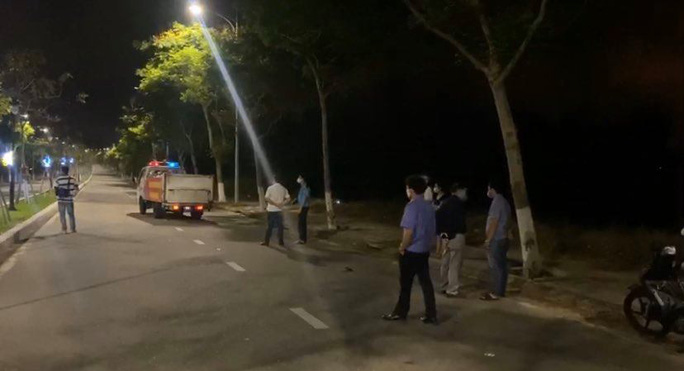 Vụ 2 chiến sĩ cảnh sát Đà Nẵng hy sinh: Tạm giữ 8 đối tượng có liên quan - Ảnh 1.