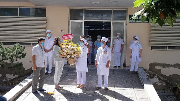 7 bệnh nhân Covid-19 ở Bình Thuận được xuất viện - Ảnh 1.