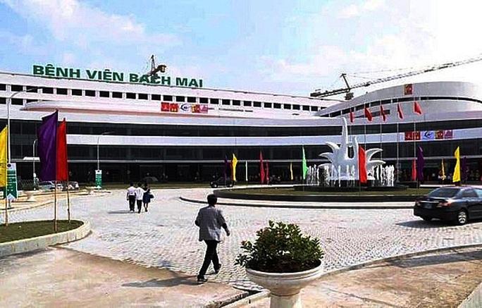 Đề nghị tạm dừng khám, chữa bệnh tại Bệnh viện Bạch Mai cơ sở 2 - Ảnh 1.