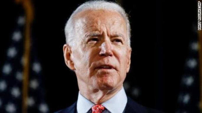 Cáo buộc tấn công tình dục chưa tha ông Biden - Ảnh 1.