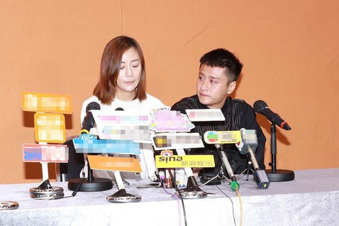 Nữ diễn viên TVB xin lỗi vì hành động không phù hợp chuẩn mực đạo đức - Ảnh 2.