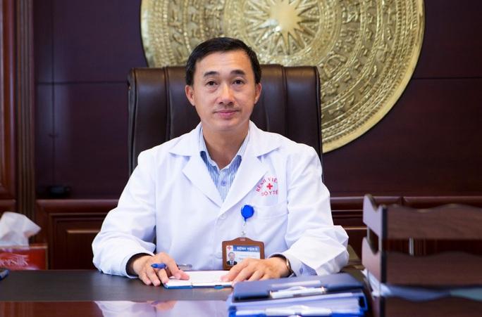 Giám đốc Bệnh viện K Trung ương làm Thứ trưởng Bộ Y tế - Ảnh 1.