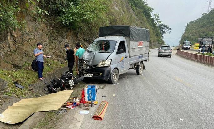 Ngày đầu tiên nghỉ lễ: 14 người chết vì tai nạn giao thông - Ảnh 1.