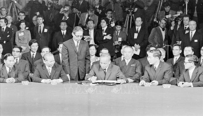 Đóng góp của ngoại giao vào Chiến thắng Mùa Xuân năm 1975 - Ảnh 1.