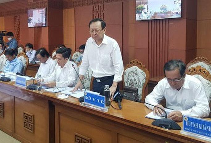Hành trình mua máy xét nghiệm 7,23 tỉ đồng ở Quảng Nam - Ảnh 1.