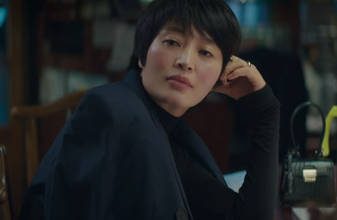 Kim Hye-soo - biểu tượng gợi cảm của điện ảnh Hàn - Ảnh 1.