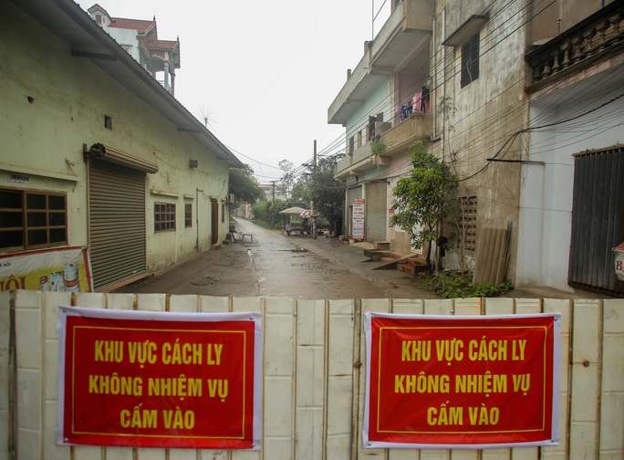 Vì sao 1 thôn với hơn 1.400 người ở tỉnh Hưng Yên bị cách ly tới 28 ngày? - Ảnh 1.