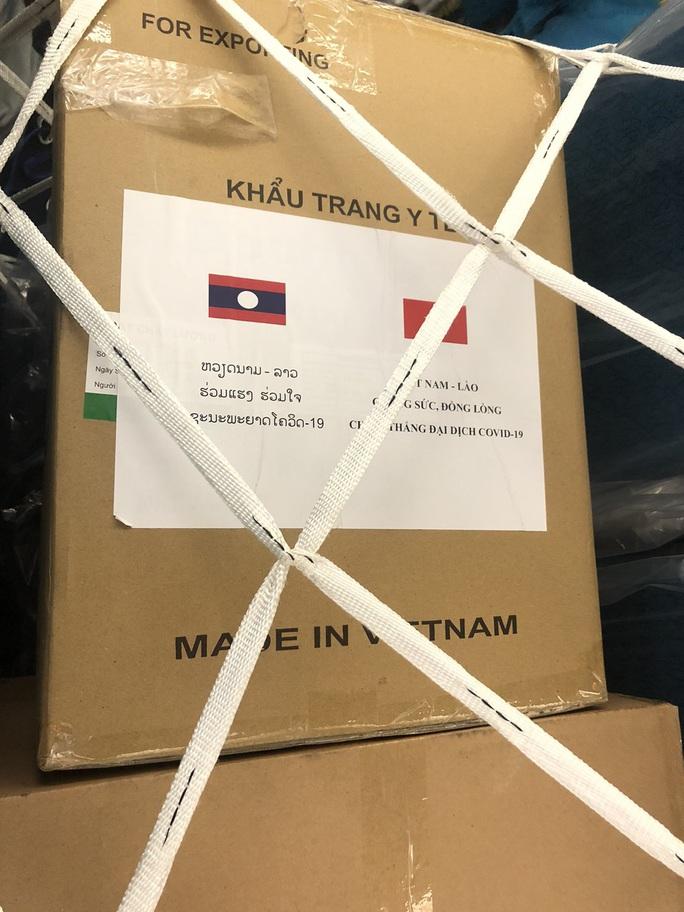 Những trang thiết bị y tế Việt Nam tặng Lào, Campuchia  chống dịch Covid-19 - Ảnh 3.