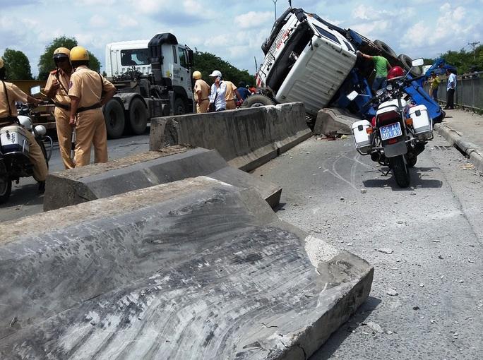 TP HCM: Đường vắng do dịch Covid-19, tai nạn giao thông vẫn tăng - Ảnh 1.